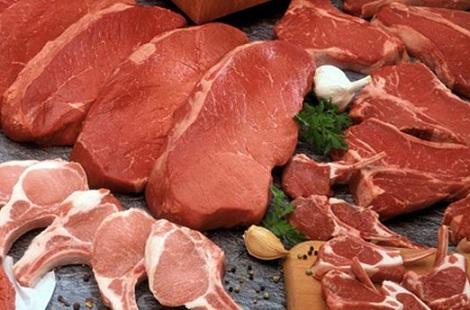 عرضه گوشت شترمرغ